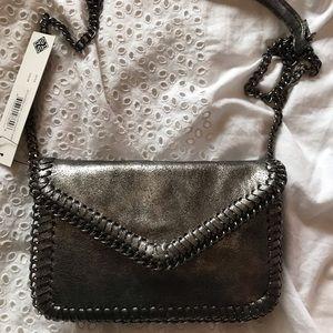 NWT Sondra Roberts chain crossbody bag